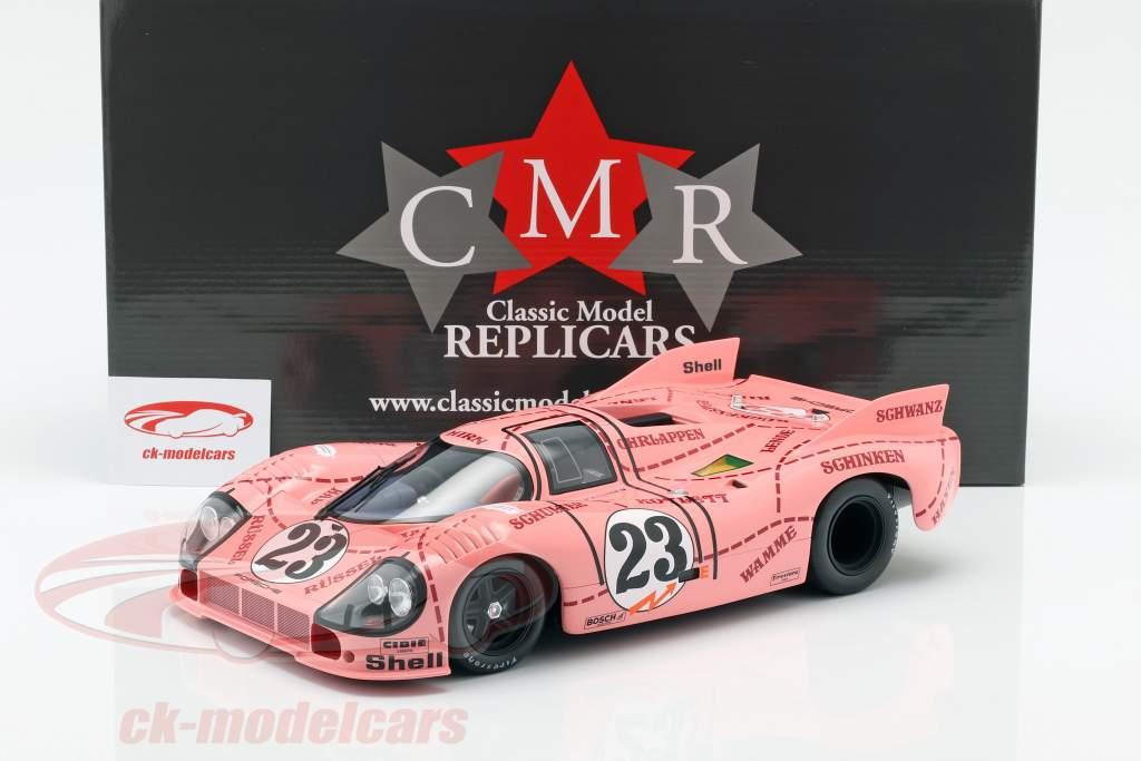 Porsche 917/20 Pink Pig #23 24h LeMans 1971 Kauhsen, Joest 1:12 CMR