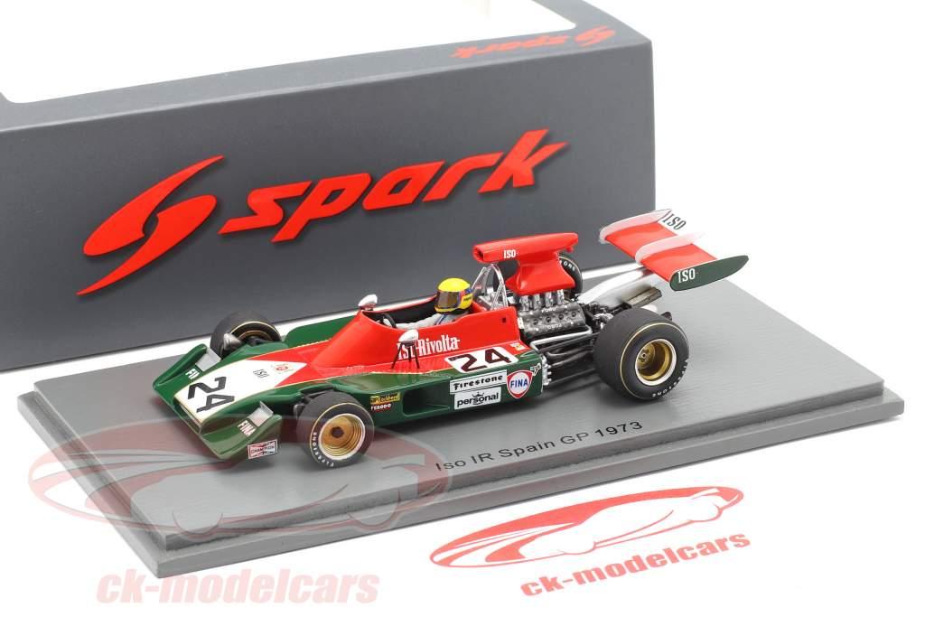Nanni Galli Iso-Marlboro IR1 #24 spagnolo GP formula 1 1973 1:43 Spark