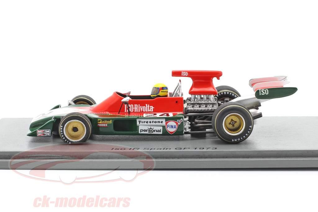 Nanni Galli Iso-Marlboro IR1 #24 Espanol GP Formula 1 1973 1:43 Spark