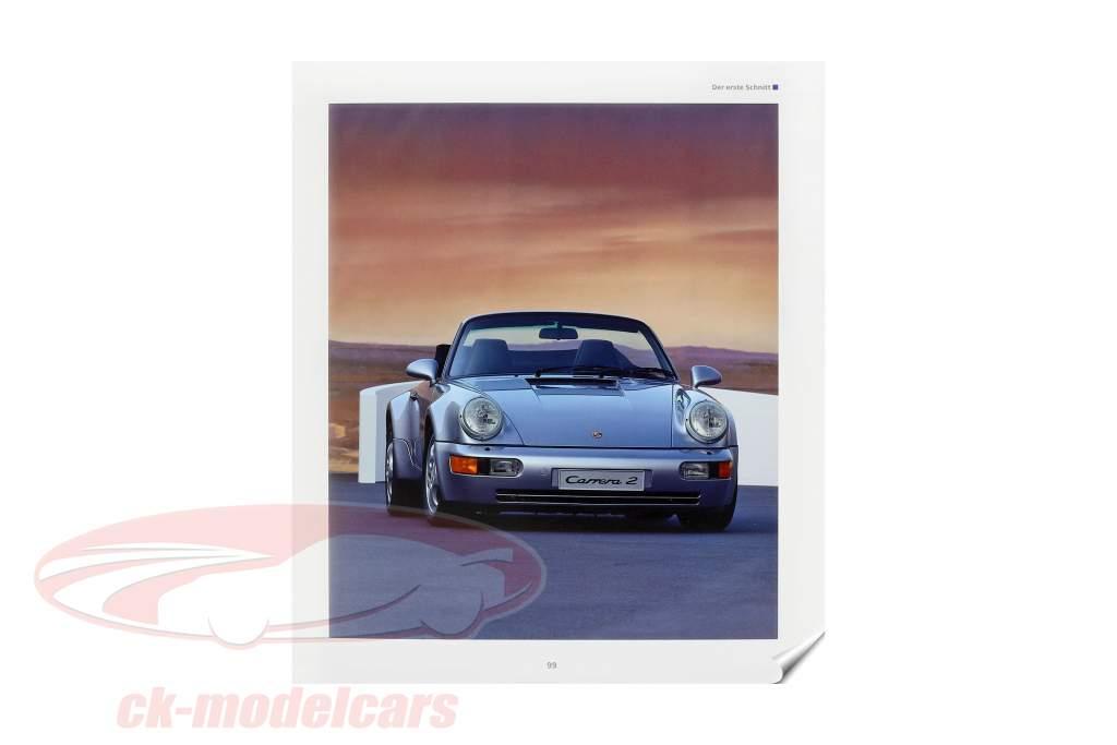 bog: Porsche 911 Cabrio - historie udvikling, modeller / af Stefan Schrahe