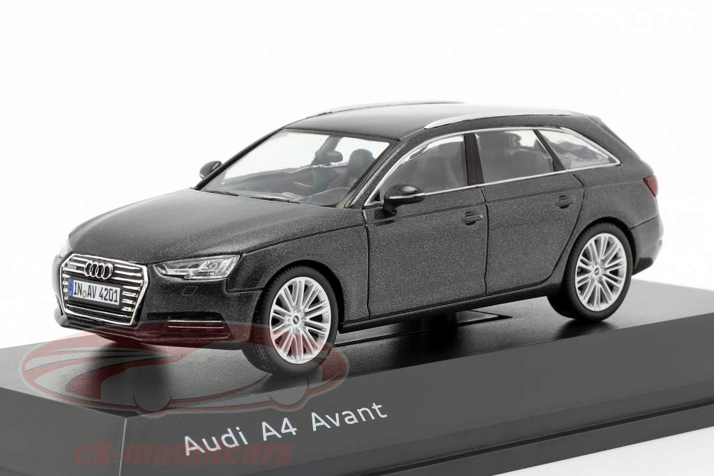 Audi A4 Avant daytona gris 1:43 Spark