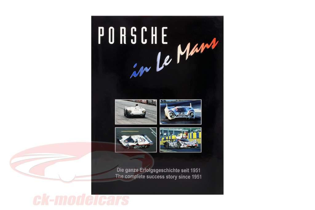 Livro: Porsche em LeMans - O inteiro História de sucesso desde 1951