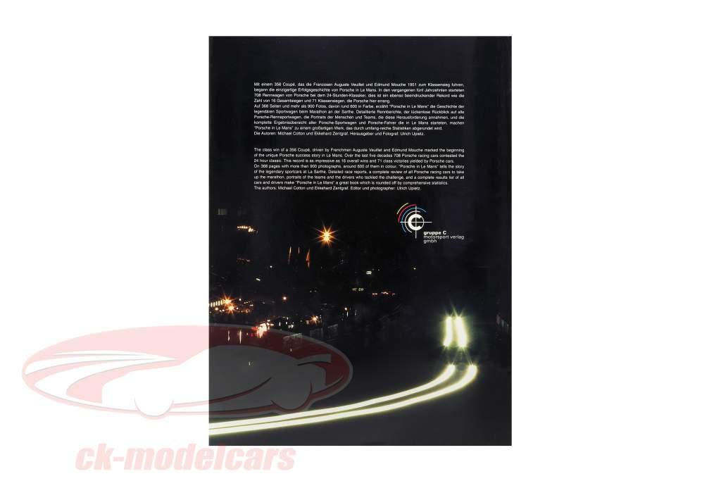 Libro: Porsche en LeMans - El todo Historia de éxito desde 1951