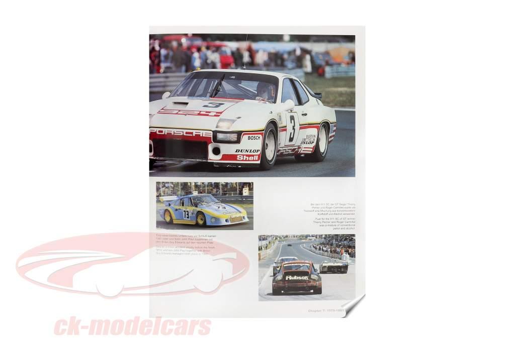 Boek: Porsche in LeMans - De heel Succesverhaal sinds 1951