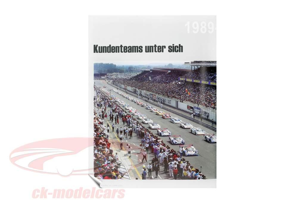 Book: Porsche in LeMans - The complete success story since 1951