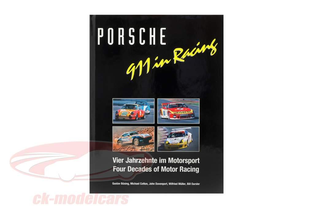 Libro: Porsche 911 in Racing - Cuatro Décadas en Automovilismo