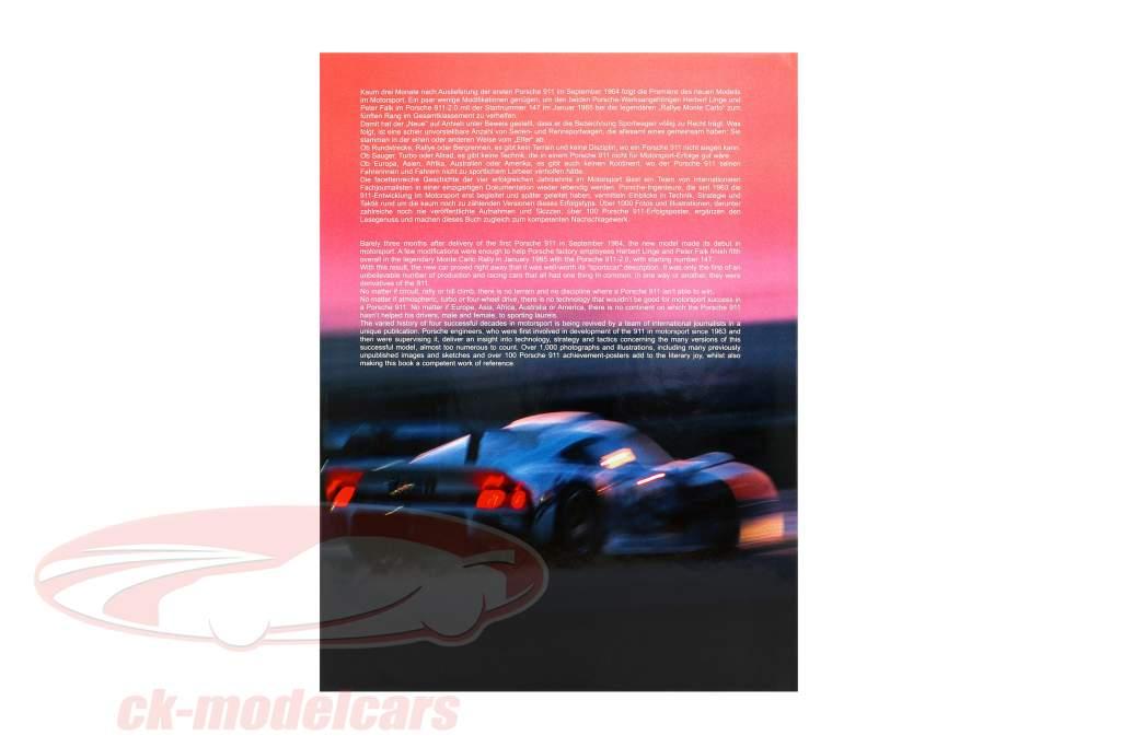 Livro: Porsche 911 in Racing - Quatro Décadas em Motorsport