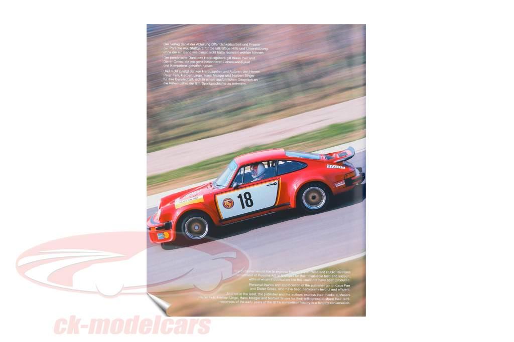 Livre: Porsche 911 in Racing - Quatre Des décennies dans Sport automobile