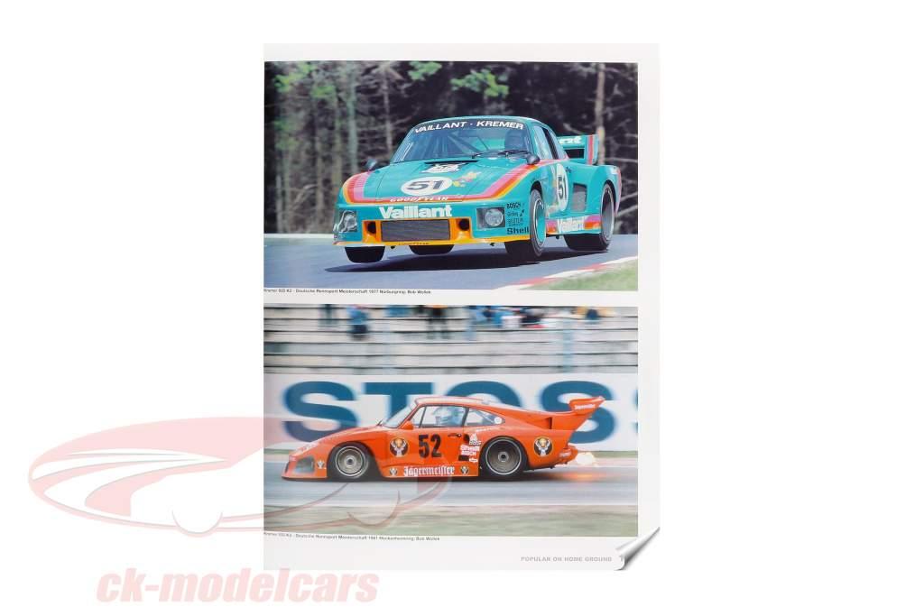 Buch: Porsche 911 in Racing - Vier Jahrzehnte im Motorsport