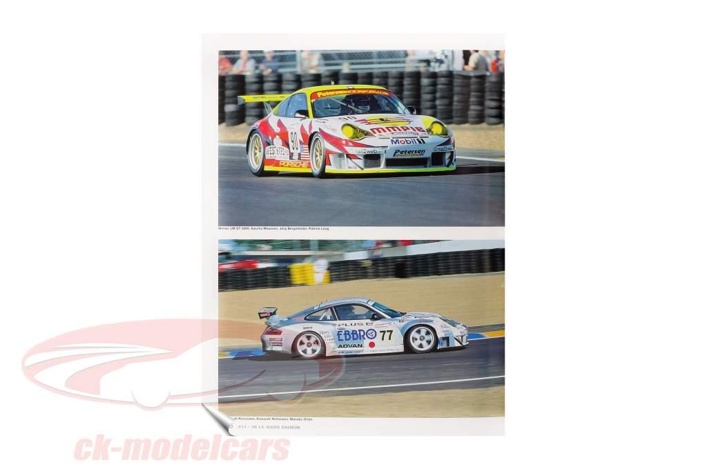 libro: Porsche 911 in Racing - quattro decenni nella Motorsport
