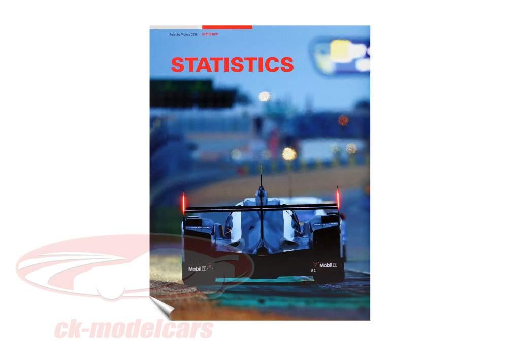 bog: Porsche Victory 2016 (24h LeMans) / af R. De Boer, T. Upietz