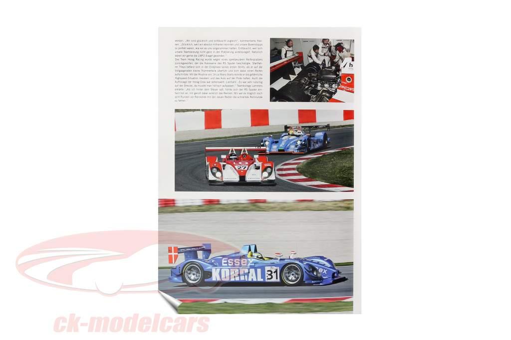 Buch: Porsche RS Spyder 2008 / von U. Upietz