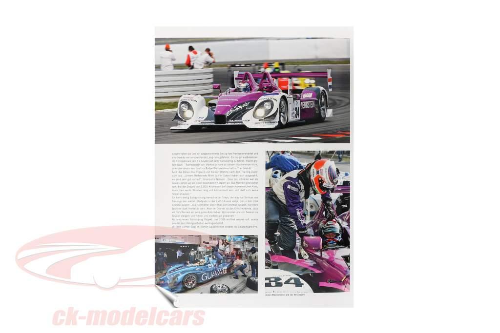Boek: Porsche RS Spyder 2008 / door U. Upietz