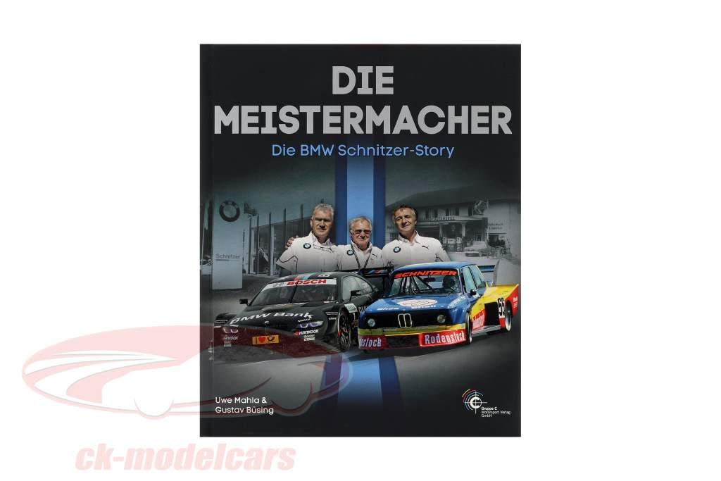 Boek: Die Meistermacher - De BMW Schnitzer-verhaal