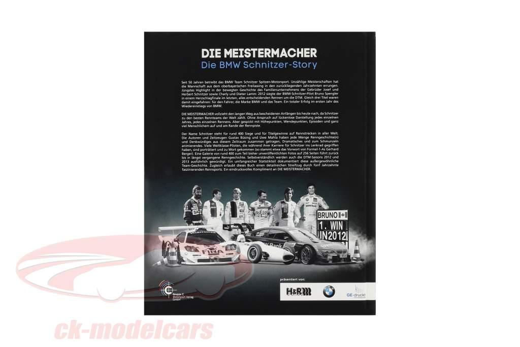 bog: Die Meistermacher - den BMW Schnitzer historie