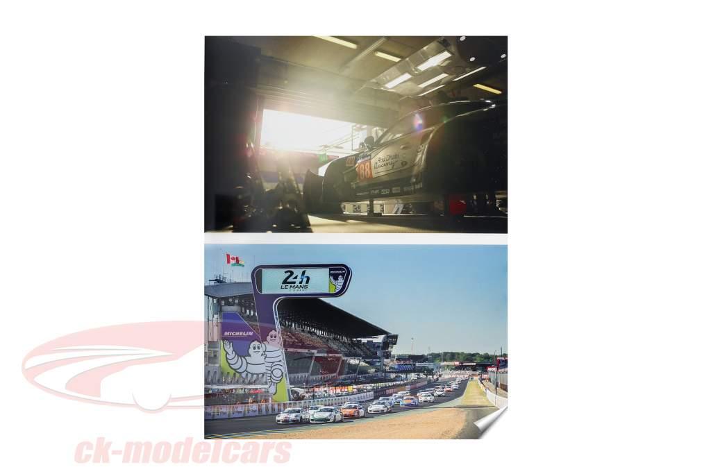 Livro: Porsche Victory 2017 (24h LeMans) / por R. De Boer, T. Upietz