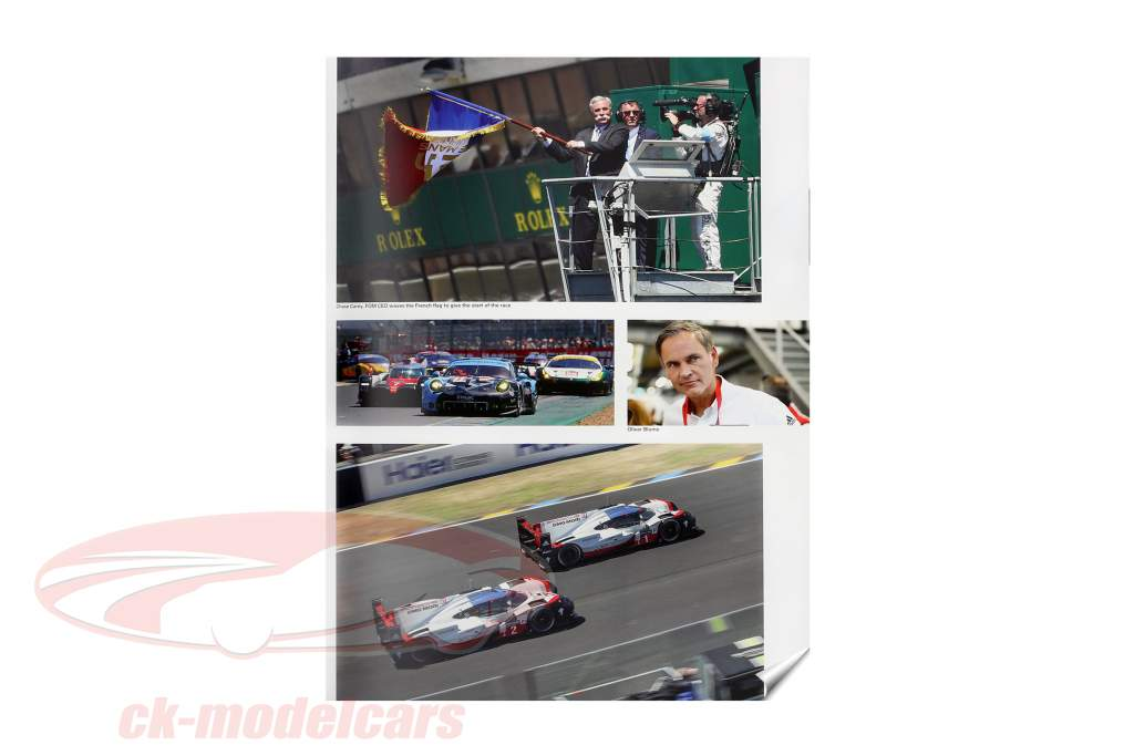 bog: Porsche Victory 2017 (24h LeMans) / af R. De Boer, T. Upietz