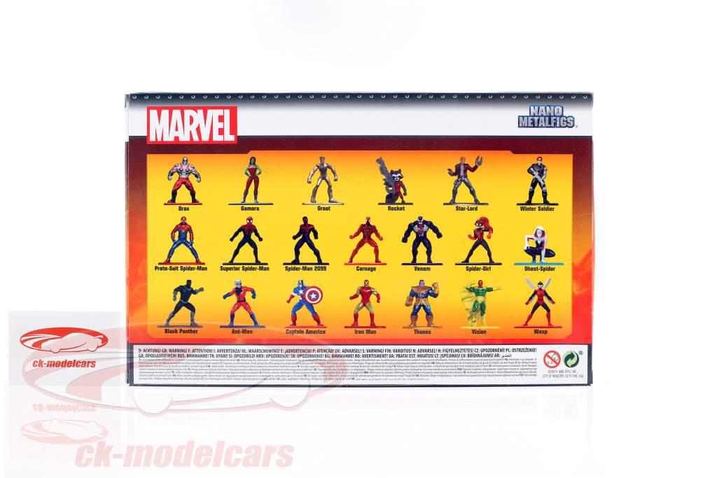 Marvel Set 20 figure Jada Toys
