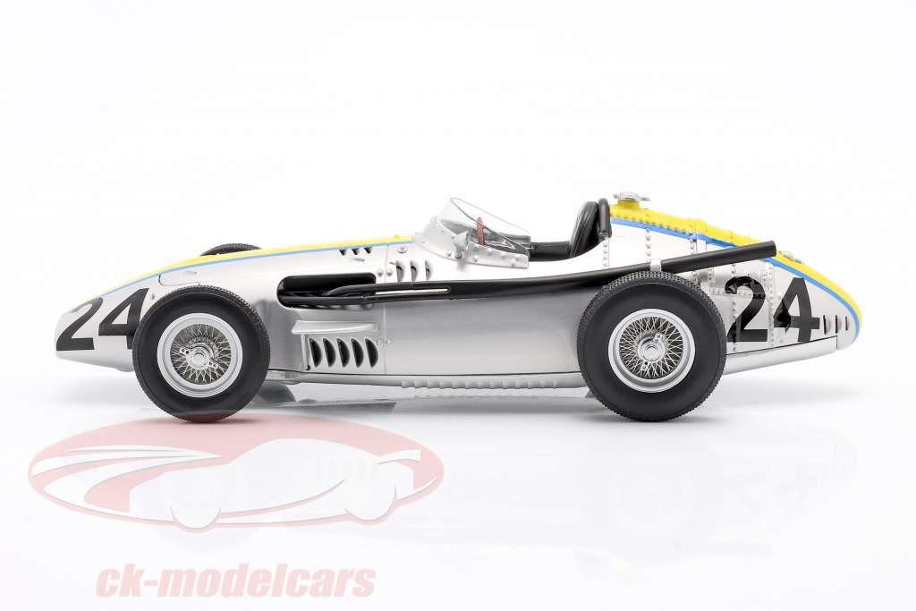 Jo Bonnier Maserati 250F #24 italiensk GP formel 1 1957 1:18 CMR