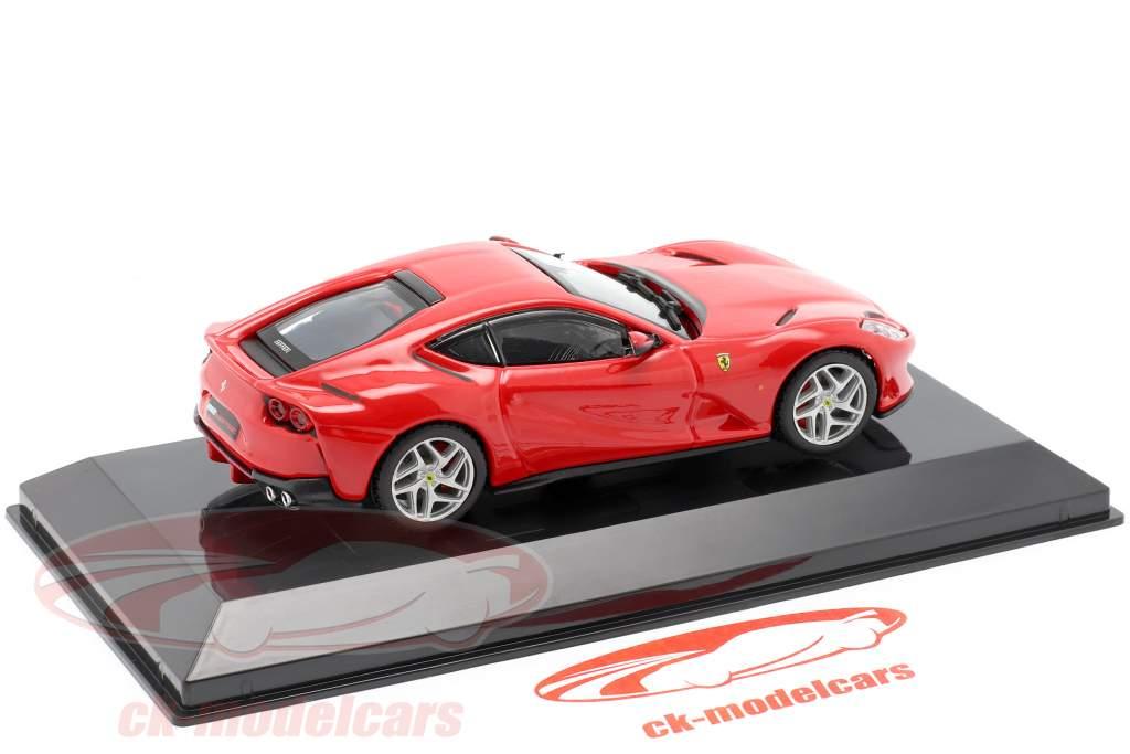 Ferrari 812 Superfast Byggeår 2017 rød 1:43 Altaya