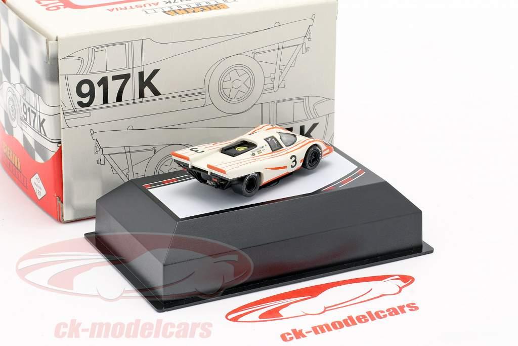 Porsche 917K #3 Austria 1:87 Brekina