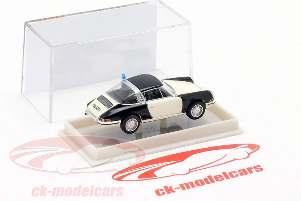 Porsche 911 Targa Policia Zurich 1:87 Brekina