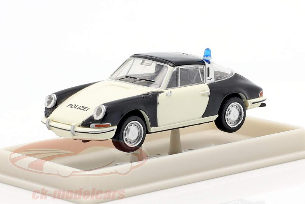 Porsche 911 Targa polizia Zurich 1:87 Brekina