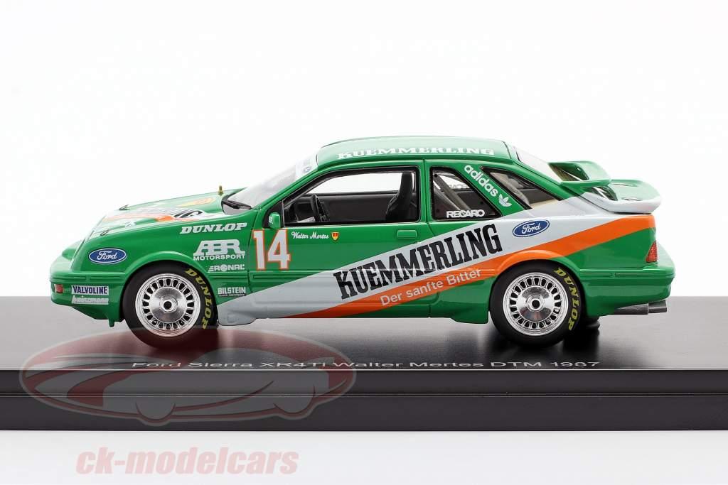 Ford Sierra XR4 Ti #14 DTM 1987 Walter Mertes 1:43 Neo