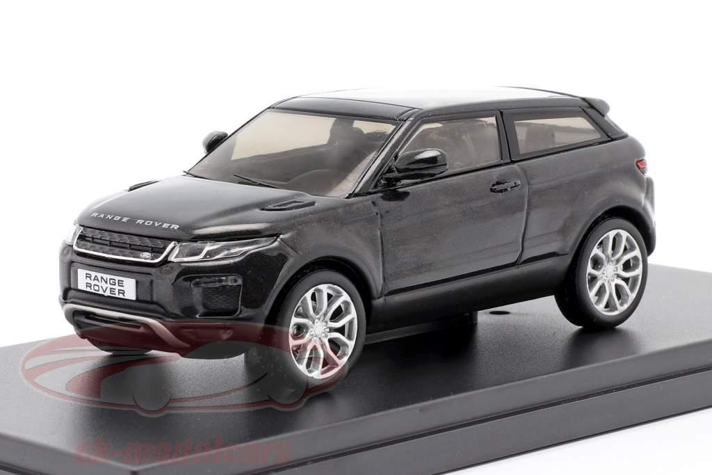 Land Rover Range Rover Evoque black 1:43 Ixo