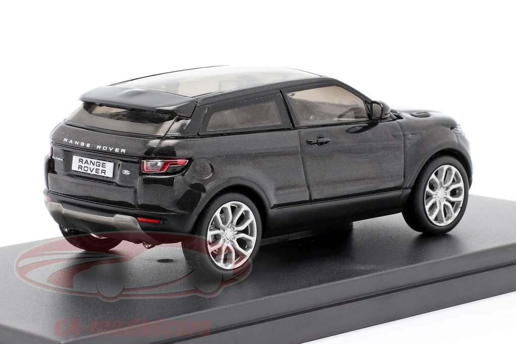 Land Rover Range Rover Evoque schwarz 1:43 Ixo