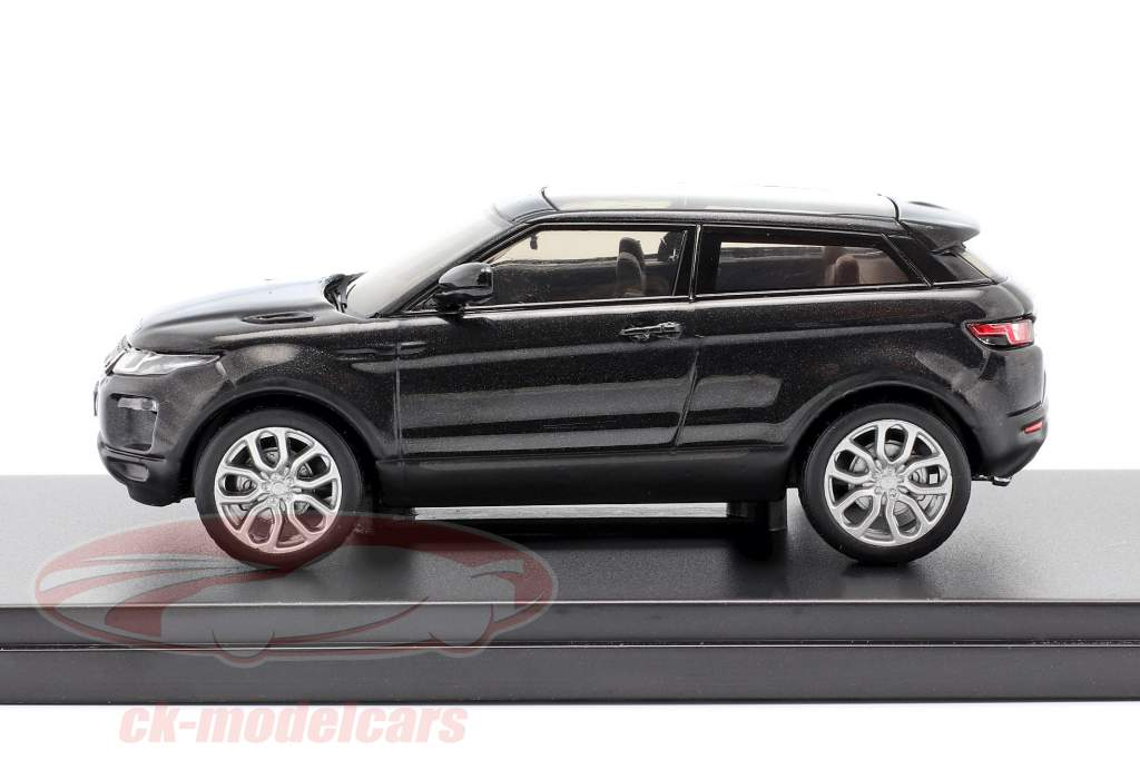 Land Rover Range Rover Evoque nero 1:43 Ixo
