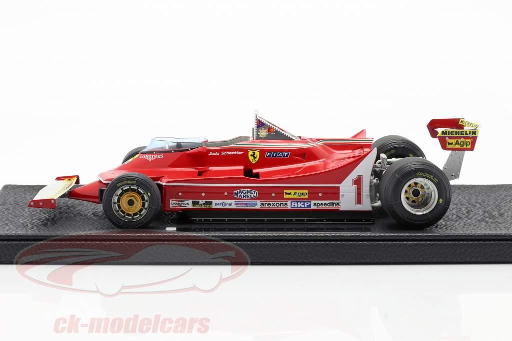 Jody Scheckter Ferrari 312T5 #1 Formula 1 1980 1:18 GP Replicas