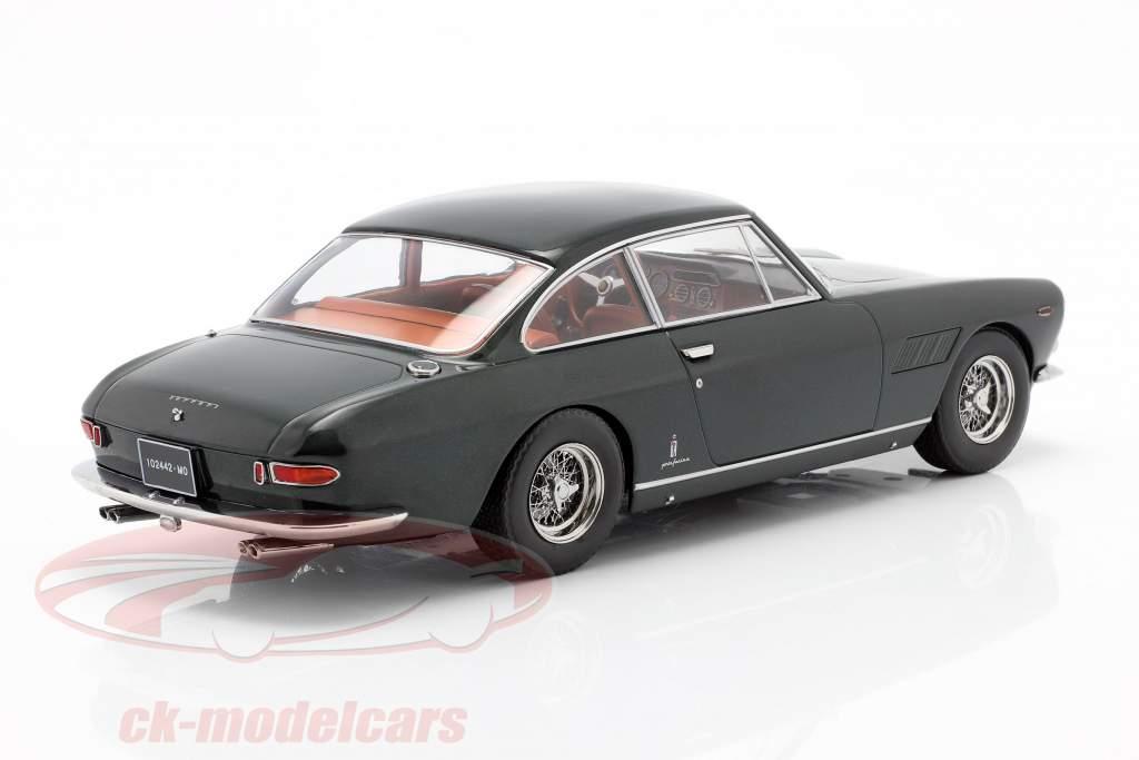 Ferrari 330 GT 2+2 Personal Car Enzo Ferrari 1964 dunkelgrün metallic 1:18 KK-Scale