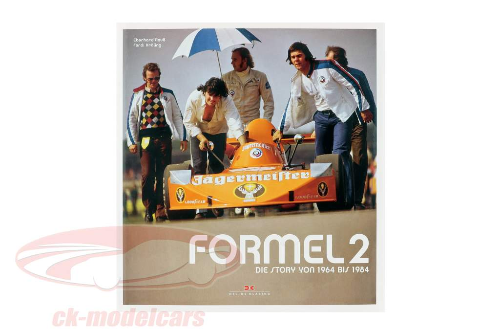 livro: fórmula 2 de Eberhard Reuß e Ferdi Kräling