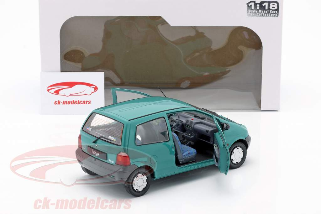 Renault Twingo MK1 Année de construction 1993 vert 1:18 Solido