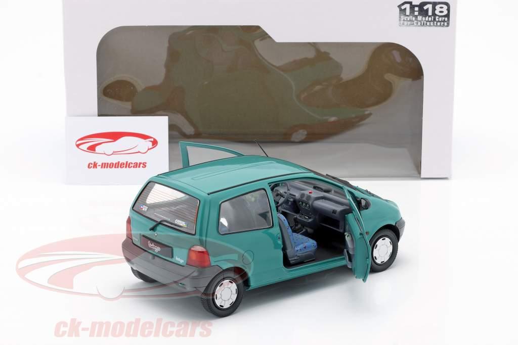 Renault Twingo MK1 Bouwjaar 1993 groen 1:18 Solido