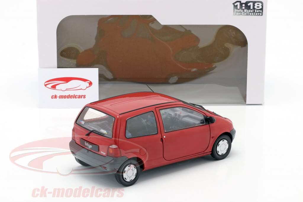 Renault Twingo MK1 Année de construction 1993 rouge 1:18 Solido