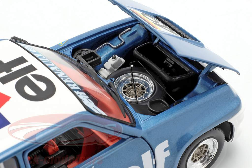 Renault 5 Turbo #49 Europeu Taça 1981 Walter Röhrl 1:18 Solido
