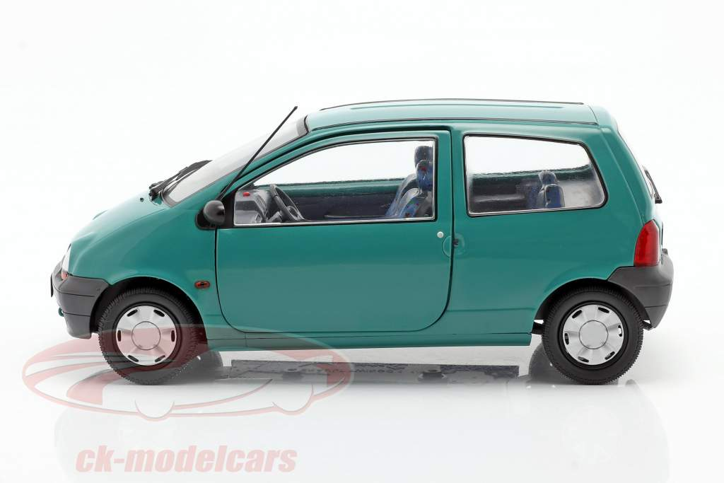 Renault Twingo MK1 Baujahr 1993 grün 1:18 Solido