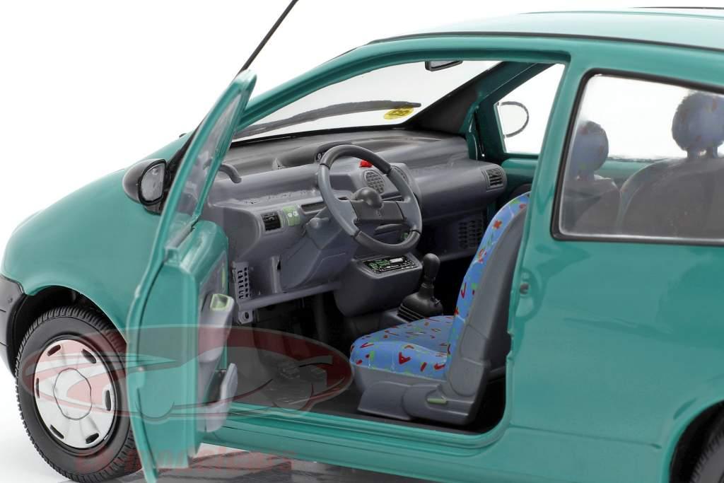 Renault Twingo MK1 Año de construcción 1993 verde 1:18 Solido