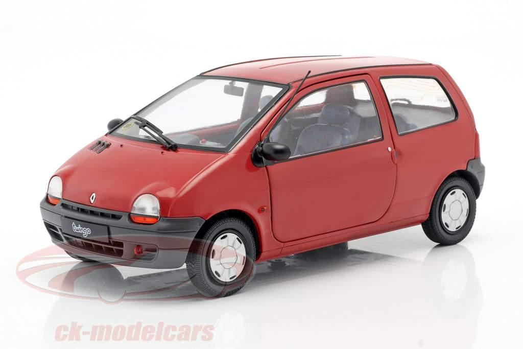 Renault Twingo MK1 Bouwjaar 1993 rood 1:18 Solido
