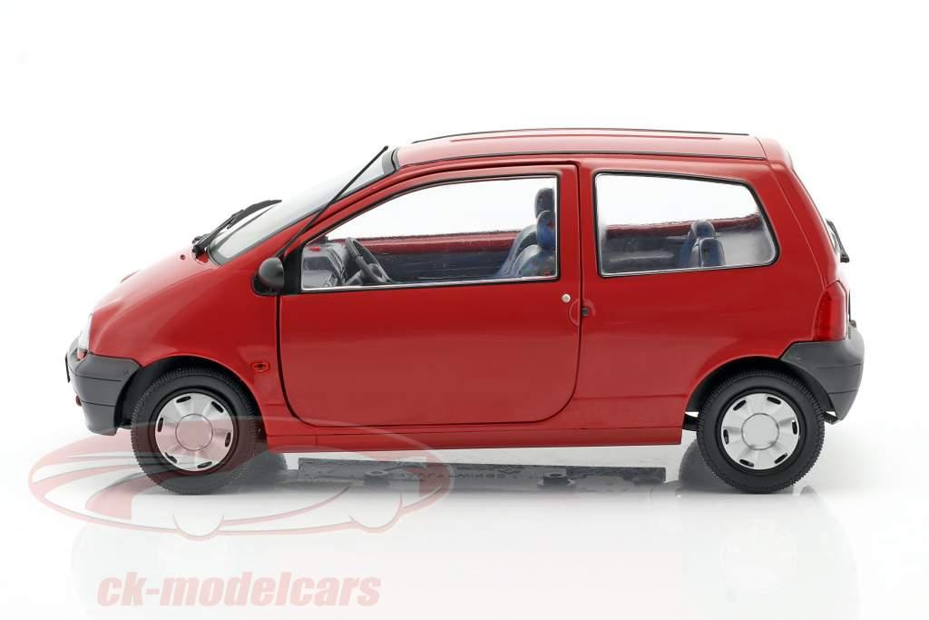 Renault Twingo MK1 Anno di costruzione 1993 rosso 1:18 Solido