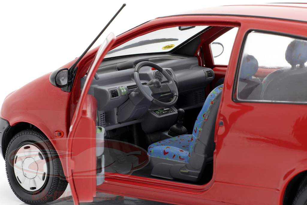 Renault Twingo MK1 year 1993 red 1:18 Solido
