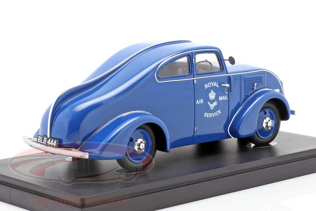 Morris 15cwt GPO Special Anno di costruzione 1934 blu 1:43 AutoCult