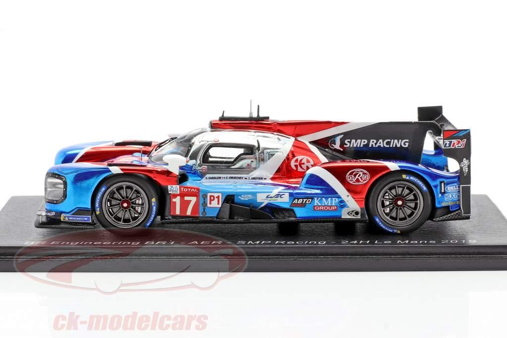 BR Engineering BR1 #17 24h LeMans 2019 SMP Racing 1:43 Spark