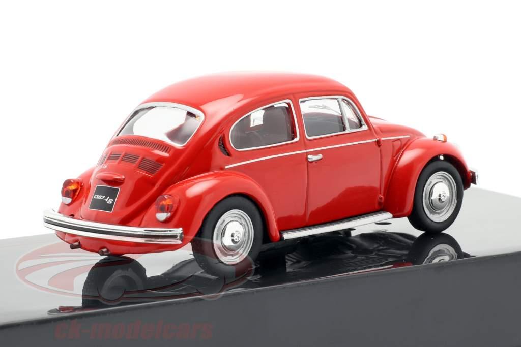 Volkswagen VW Besouro 1302 LS Ano de construção 1972 vermelho 1:43 Ixo