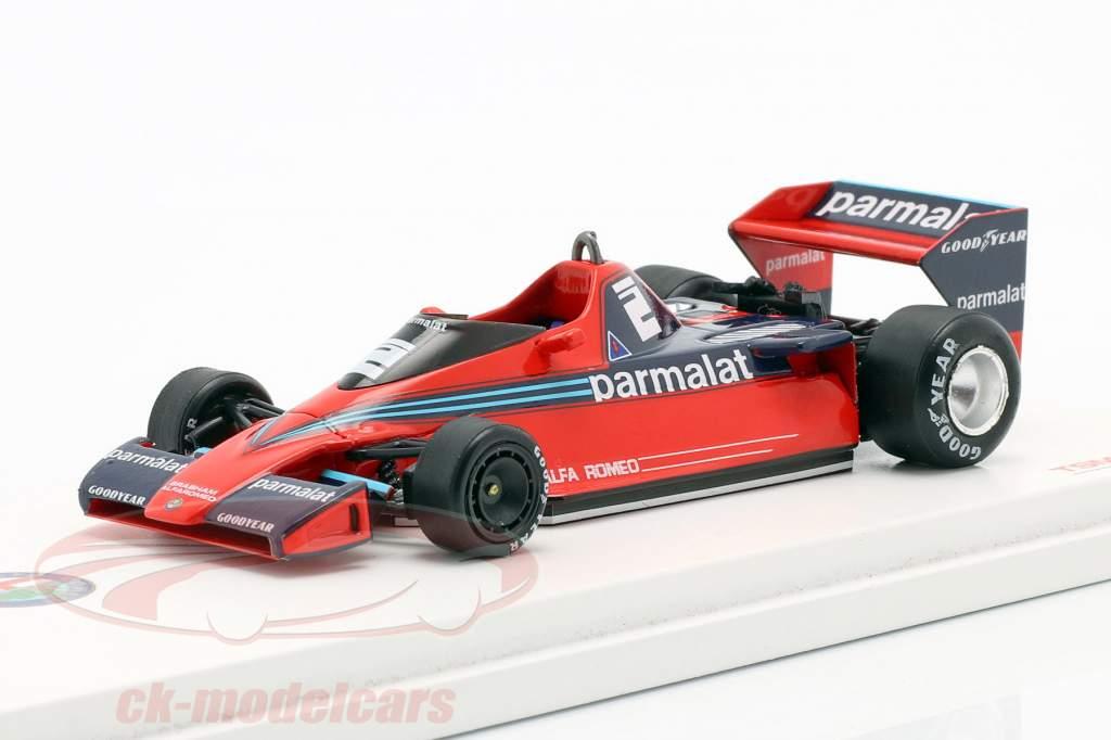 John Watson Brabham BT46 #2 GP Mónaco Fórmula 1 1978 1:43 TrueScale