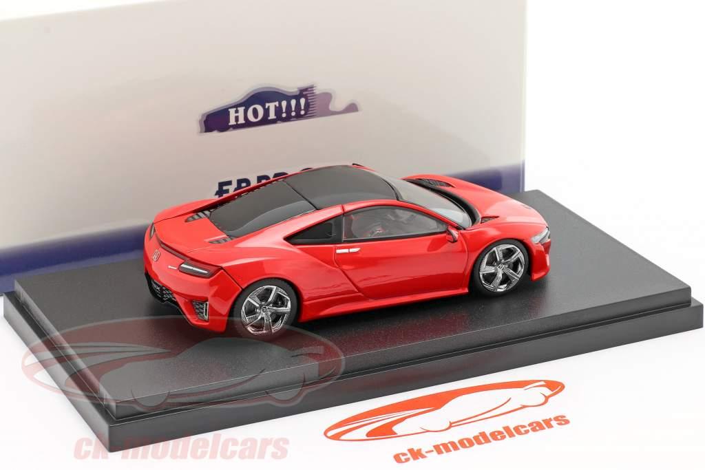 Honda NSX Concept Car 2013 vermelho 1:43 Ebbro