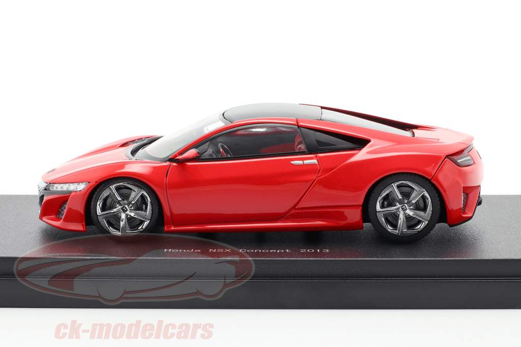 Honda NSX Concept Car 2013 rojo 1:43 Ebbro