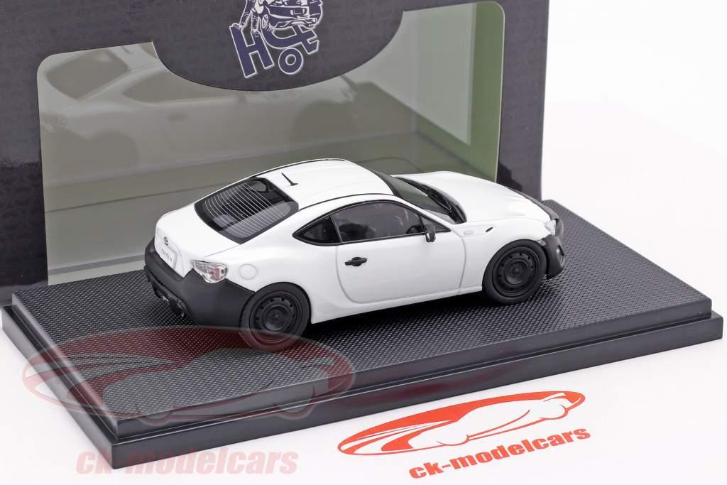 Toyota 86 RC satín perla Blanco 1:43 Ebbro